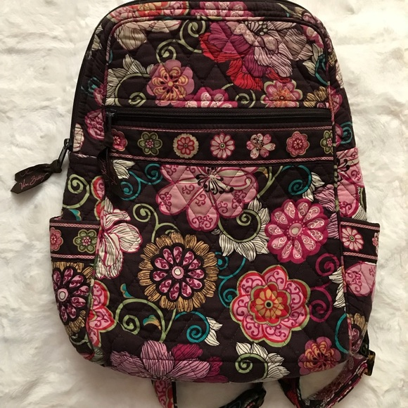 "Vera Bradley ""Mod Floral Pink"" small backpack. M 5a7c73ab9a945528e9f97c8a 99687ade263f1"